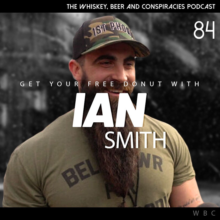 84 – Get your Free Donut!! with Ian Smith
